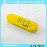 Azionamento classico della penna del USB della plastica per il regalo (ZYF1284)