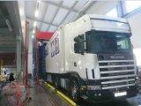 De commerciële Automatische Wasmachine van de Bus en van de Vrachtwagen