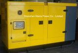 baldacchino insonorizzato silenzioso eccellente del generatore diesel di 100kVA 80kw Cummins