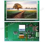 7 Inch TFT LCD with Resistance Screen