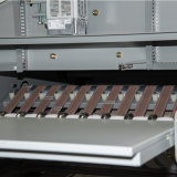 Vollautomatische industrielle Wäscherei-Blätter, die Maschine falten