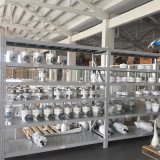 400W 12V 24V horizontale Mittellinien-Dauermagnetwind-Turbine-Generator