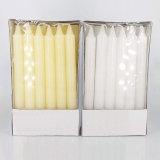 Weihnachtsdekorative Farben-Kerze mit guter Qualität