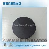 Magnete di ceramica del ferrito permanente di alta qualità per il motore, freno