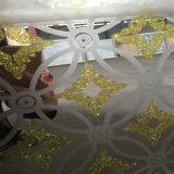 [5مّ] جليد زهرات [تيتنيز] [سلك سكرين] حفر حامض مرآة زخرفيّة