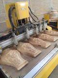 Máquina de trabalho em madeira, roteador, máquina de esculpir CNC