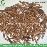 農業の不用な生物量のトウモロコシの茎のわらのおがくずの木製の餌機械