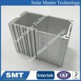 6063 экструзии алюминиевых профилей с полимерным покрытием