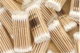 Germoglio del cotone di uso dell'hotel/tampone di cotone