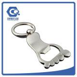Kundenspezifischer netter Form-MetallWiner Flaschen-Öffner mit Keychain
