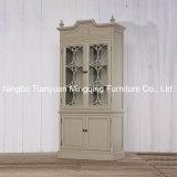 Стереоскопическая чувствительная мебель воспроизводства Antique шкафа