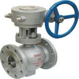 Червь операции по производству полупроводниковых пластин в Порт шаровой клапан