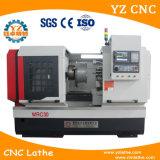車輪機械CNCの合金の車輪の旋盤