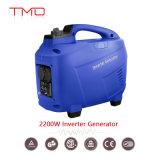 2kw 2000 vatios del inversor de generador silencioso con EPA, carburador, Ce, certificado de la gasolina de Soncap