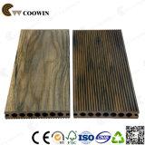 Композиционные материалы напольного Decking HDPE деревянные пластичные