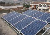 Sistema de energia solar novo do projeto 6kw 8kw para a HOME