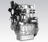 5ton Diesel Forklift mit japanischem Perkins Engine