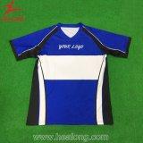 MOQ desgaste Healong pequeño equipo de Rugby Jersey Logotipo personalizado