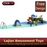 Kingarden (X1501-2)のための多彩な屋外の子供の運動場のスライド
