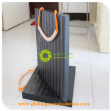 Прочного усиленные HDPE Outrigger тормозных колодок для трактора