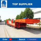 Les chargeurs Titan 5 essieux faible remorque de camion