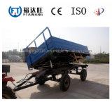 Аграрный трейлер трактора фермы/Semi трейлер/трейлер коробки для сбывания