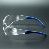 Les verres de sûreté enduits durs de lentille de PC avec le doux inclinent (SG104)
