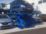 Automatische Garage, die hydraulisches Auto-Höhenruder parkt