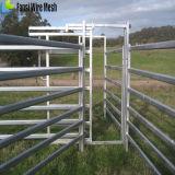 Panneaux en acier lourds de frontière de sécurité de corral
