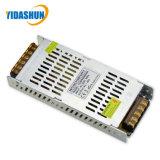 5V Slim 40A 50A 200W 300W AC DC comutação para luz de LED de alimentação/LED