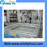 Truss Truss Curved Truss Truss de alumínio Event Truss DJ Booth Truss