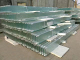 Ues-förmig Glas mit Matt-Oberfläche