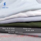 100%Poliéster tecido tingidos de camisa blusa Cortina de vestuário
