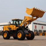 販売のための中国の新しく安い5t小型フロント・エンド車輪のローダー