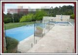 Effacer la glace Tempered stratifiée pour la frontière de sécurité de piscine, balustrade, escaliers, porte de douche