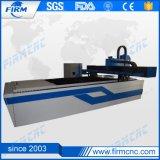 machine en métal de découpage de laser de fibre de 1300*2500mm 4X8FT