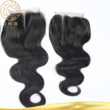 河南の製造者はインドのクチクラのバージンの毛を編む市場の人間の毛髪を卸し売りする