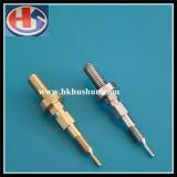 Het Stempelen van het Contact van de ElektroComponent van de levering Deel, de Speld van het Koper (hs-DZ-0069)