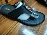 Sandalias del cuero de la playa de los hombres, sandalias de la PU, sandalias de cuero de la PU de la manera