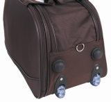 Bagagli stabiliti di affari della valigia del sacchetto del carrello del sacchetto di Duffle dei bagagli di corsa 2wheels