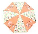四色刷の印刷およびアイスクリームのハンドルの子供のギフトの安い価格のかわいい子供の傘