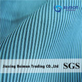 Fabriek Supply— van de Katoenen 25%Silk 75% van 10.5mm Stof Streep van het Garen de Geverfte