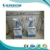 Uti Neonatal Ventilador com sistema de CPAP para bebê recém-nascido Respiração Emergência/ Hospital Ventilador Infantil