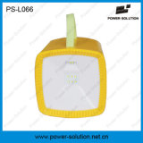 Lanterna chiara solare del LED con il giocatore MP3 radiofonico di FM