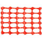 1 x 50 m Orange Safety Mesh Fence