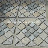 Pietra per lastricati dei cubi quadrati di figura del granito per la via