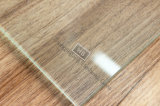 5mm Clear Woven Toughened Glass