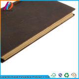 Custom A5 мягкий кожаный чехол для ноутбука Capacity Planner печать