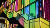 Fabricante del vidrio satinado coloreado alta calidad (JINBO)