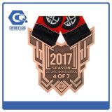 Medalha barata liberada nova da natação do troféu dos esportes